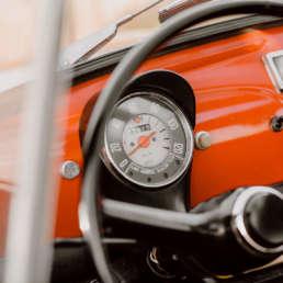 Fiat Nuova 500 L Tacho