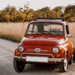 Fiat Nuova 500 L Frontal