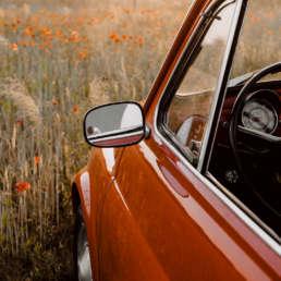 Fiat Nuova 500 L Tacho Fahrerseite