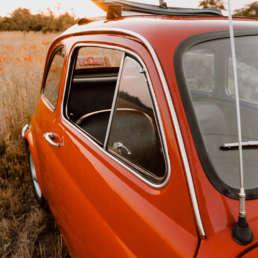 Fiat Nuova 500 L Beifahrerseite
