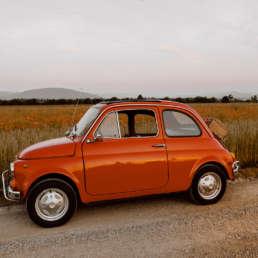 Fiat Nuova 500 L Seitansicht